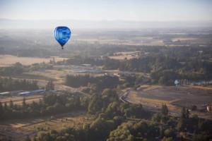 Oregon Wine Country by Air