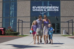 Family Fun at Evergreen Wings & Waves Waterpark