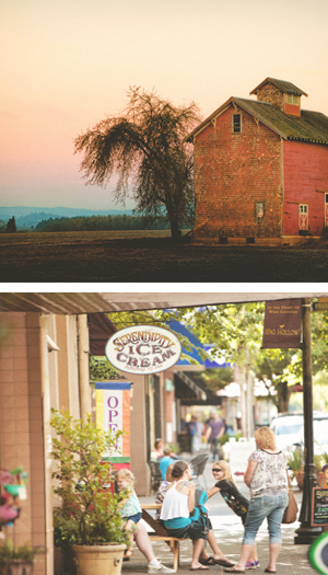 History of McMinnville, Oregon