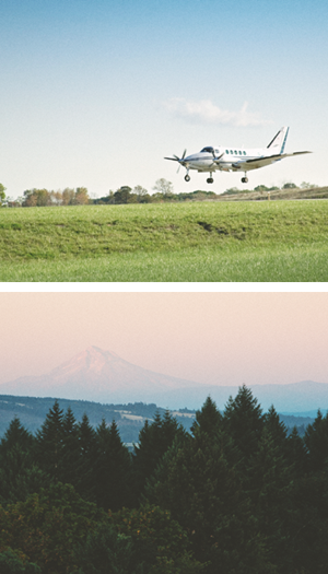 McMinnville Airport in McMinnville, Oregon