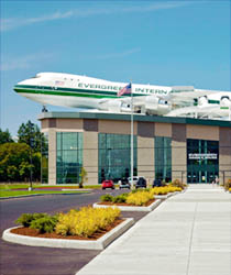 Evergreen Aviation & Space Museum in McMinnville, Oregon