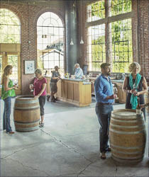 Tasting Rooms in McMinnville, Oregon