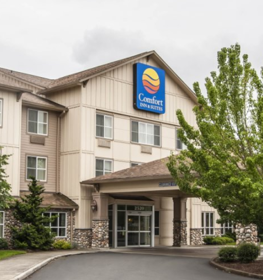 Hotels, Motels and Resorts in McMinnville, Oregon