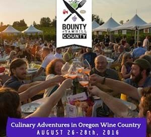 Bounty of Yamhill County McMinnville Oregon