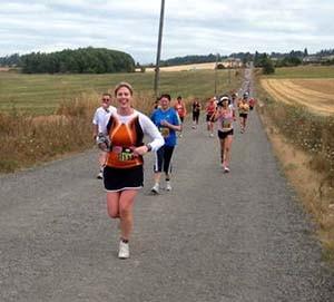 Youngberg Hill Half Marathon