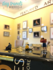 Tiny Travels Gallery at Ten Oaks McMinnville Oregon