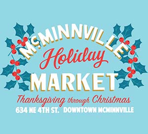 McMinnville Holiday Market