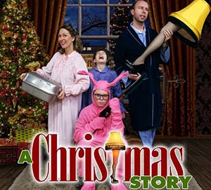 A Christmas Story at Gallery Theater