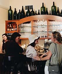 Wine Bars in McMinnville, Oregon