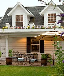 Bed and Breakfasts in McMinnville Oregon
