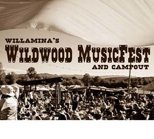 WildWood Music Festival McMinnville Oregon